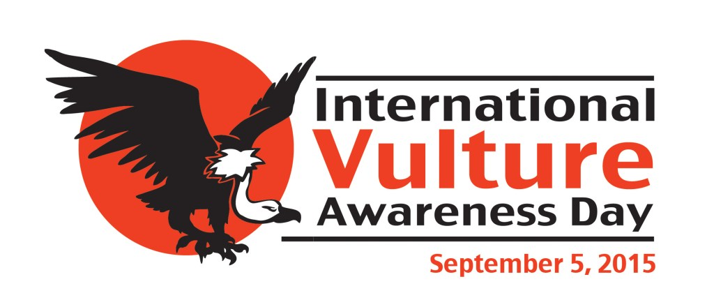 Official International Vulture Awareness Day logo