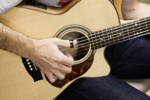 """Fingerstyle Guitar Competition, Nashville, IN 2013"""