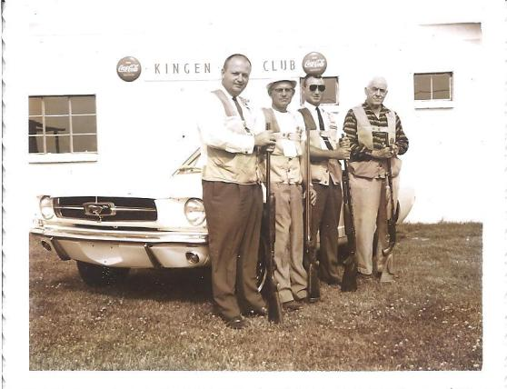 Kingen Gun Club - July 16, 1964