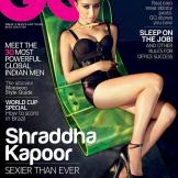 Shraddha-Kapoor-on-GQ-Magazine-Cover