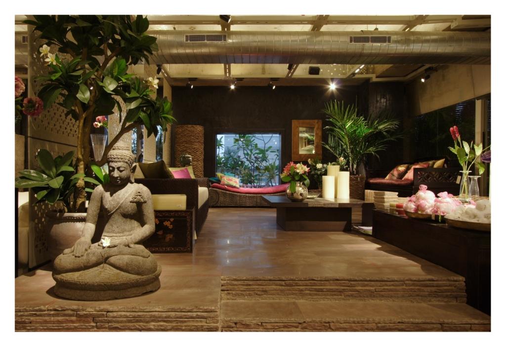 Design Feature Gt Good Earth Flagship Store Delhi INDIAN