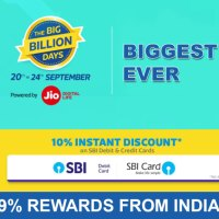 Big Billion Days 2017 - Don't miss the Striking deals & discounts