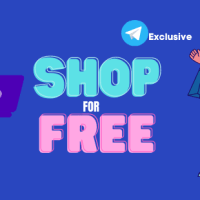 Shop for FREE !!