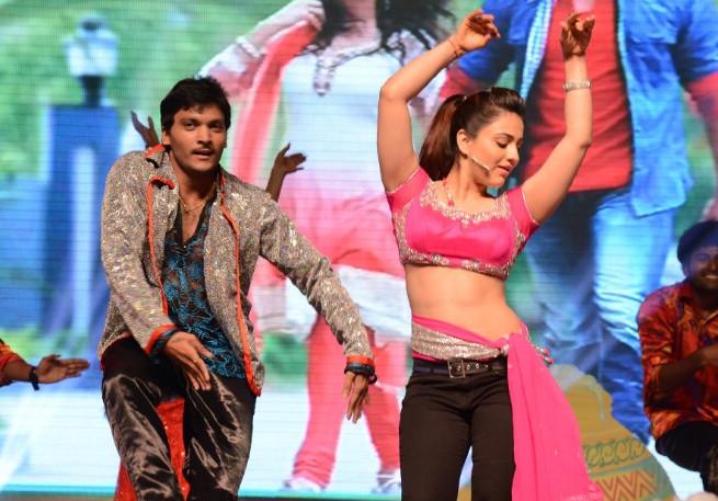 Aksha_021_Aadu Magaadra Bujji_Platinum_Western Dance
