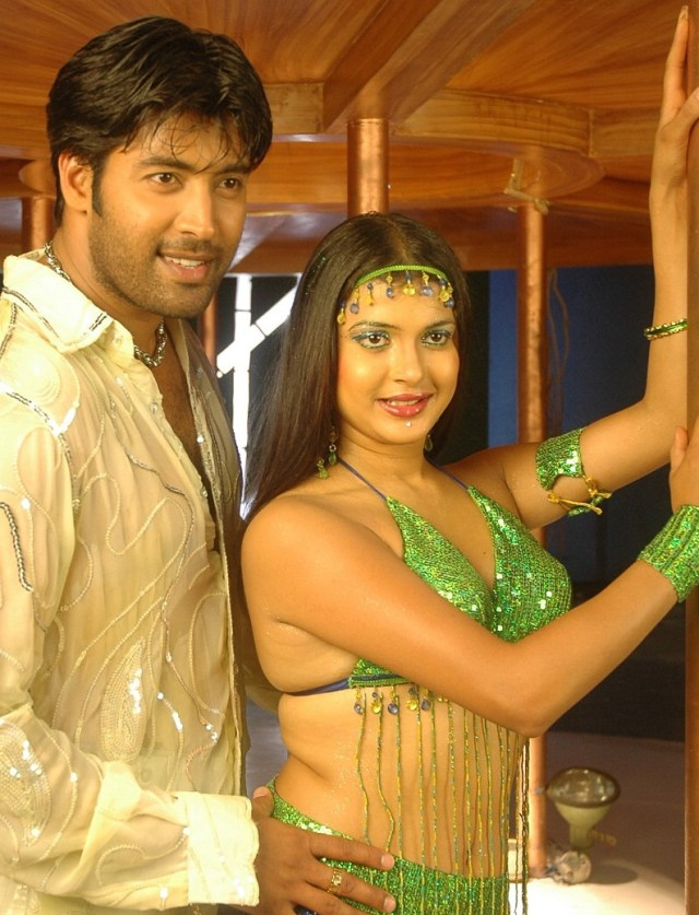 Nicole_001_Aaha entha andam_Sets_Item