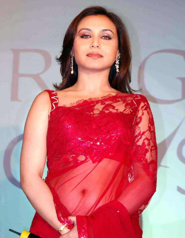Rani Mukherjee_007_BWEvent TSaree