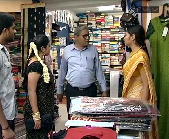 Neelima Rani Tamil TV actress sexy saree navel show