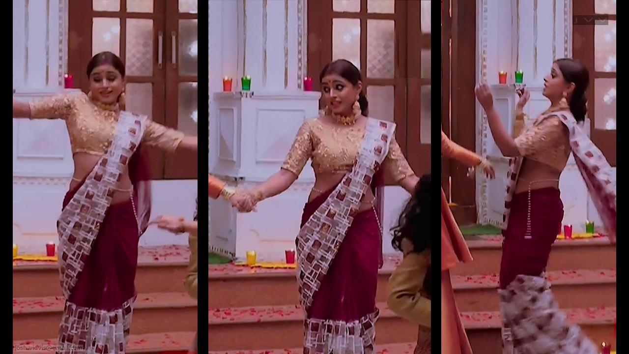 Parul Chauhan_YRKKH_04_Hot Saree Pics