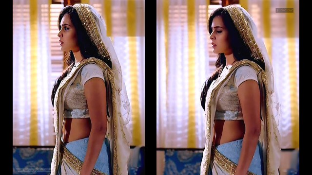 Rhea Sharma Hot Saree Navel Pic 11