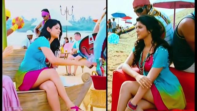 Deeksha Seth_04_Hot song cap