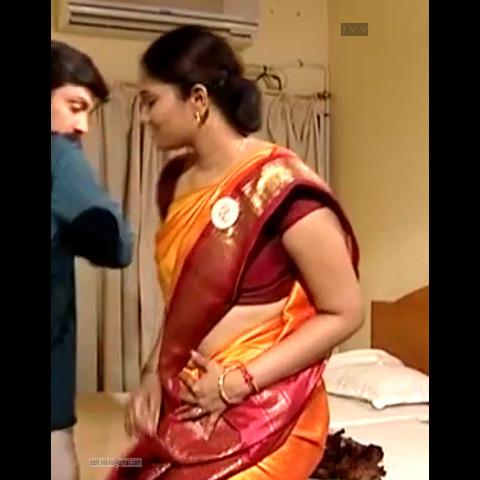 Krithika_Tami TV _05_hot saree navel caps