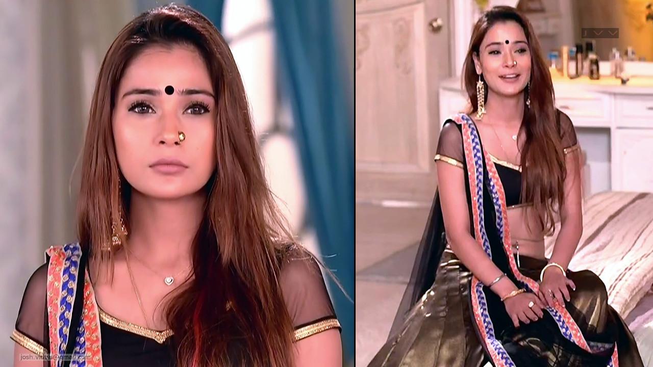Sara Khan_Hindi TV_ShaktiAKEK_04_Lehenga Hot Pics