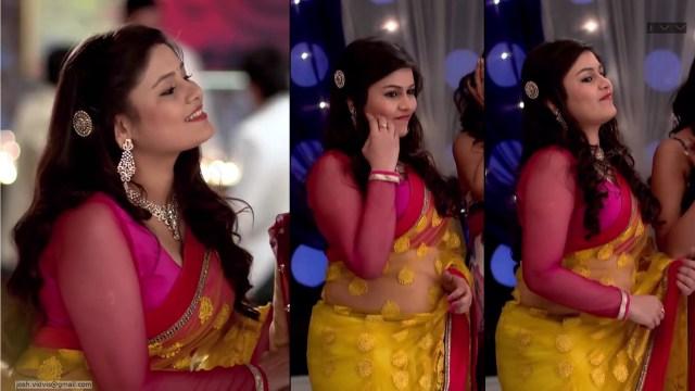Jinal Jain_Hindi TV Actress_02_saree pics