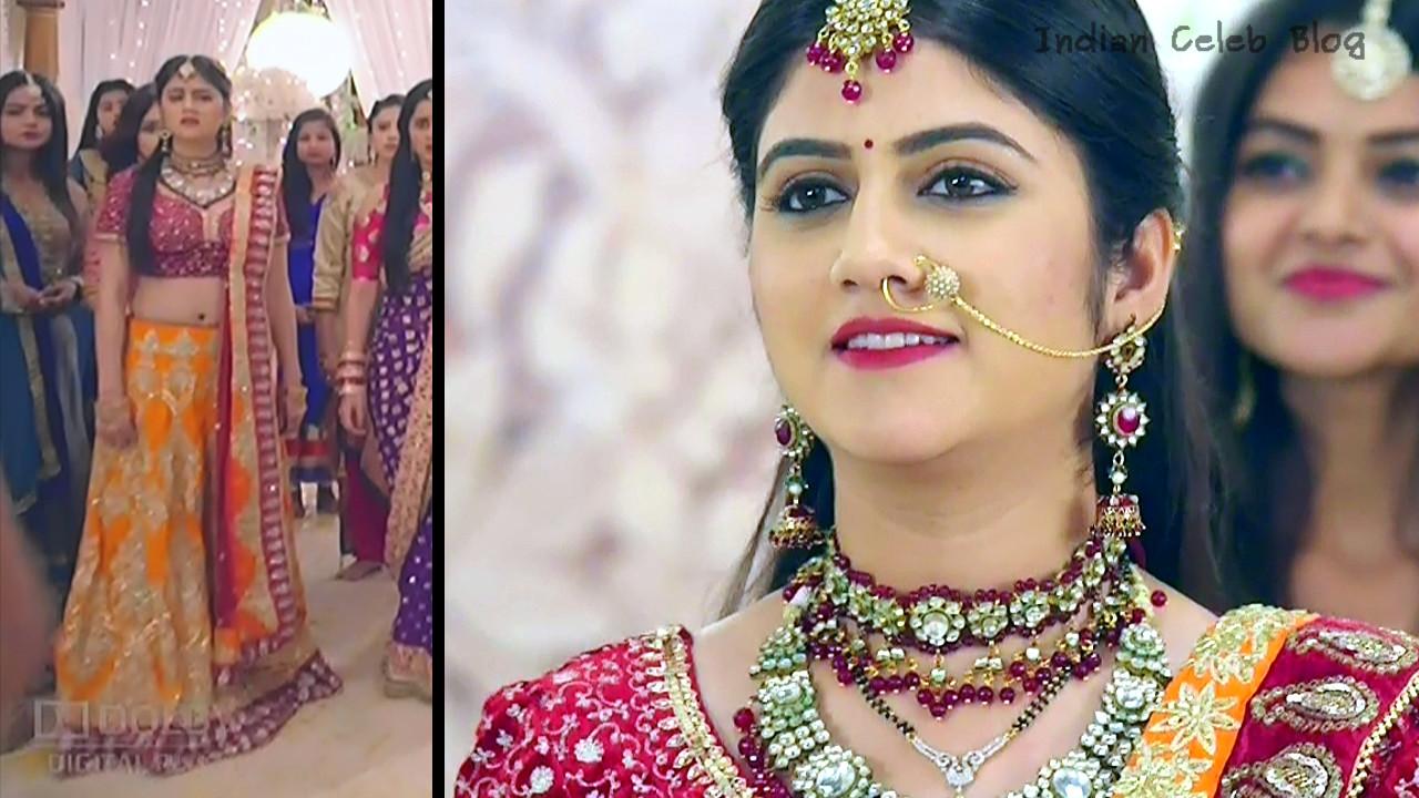 Shefali Singh Soni_Hindi TV Actress_03_Lehenga Choli Hot Pics