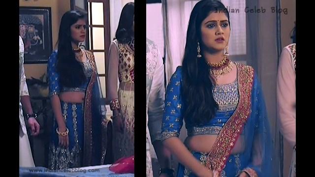 Shefali Singh Soni_Hindi TV Actress_04_Lehenga Choli Hot Pics