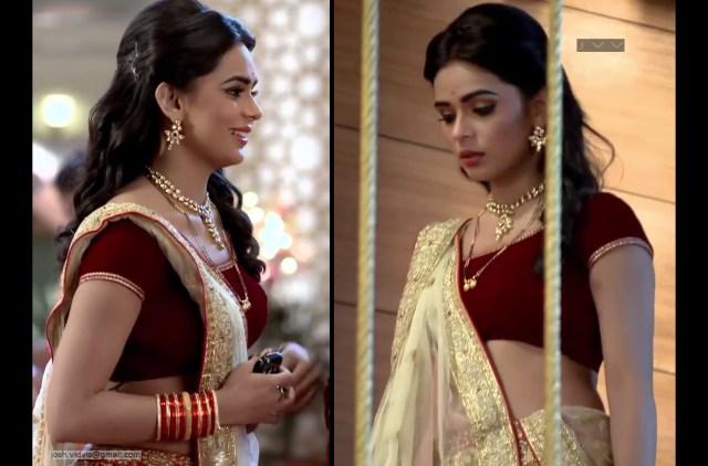 Sonal Vengurlekar_Hindi TV Actress_06_Hot Backless Lehenga Choli Pics