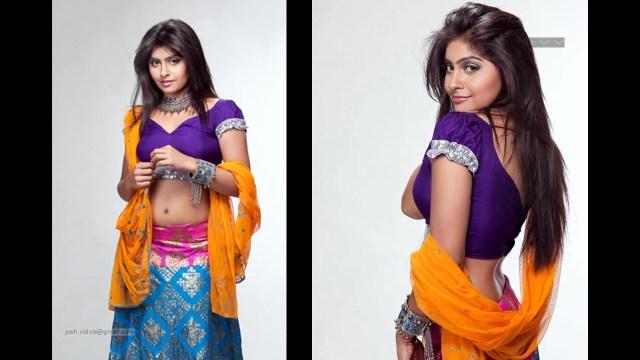 Yukti Kapoor_Hindi TV Actress_02_Stills Lehenga