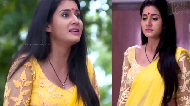 Aditi Rathore_Naamkarann Hot Saree Pics S4_1