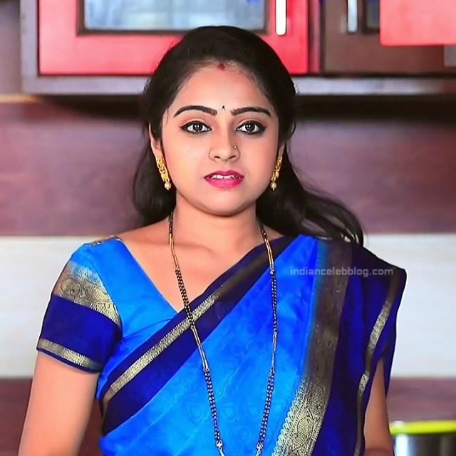 Deepika Dhanya Kannada Serial Kulavadhu S1 16 Saree Pics