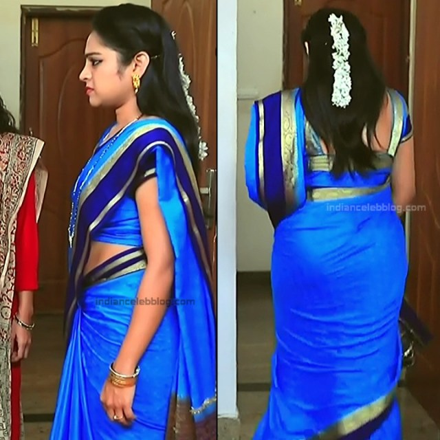 Deepika Dhanya Kannada Serial Kulavadhu S1 19 Saree Pics