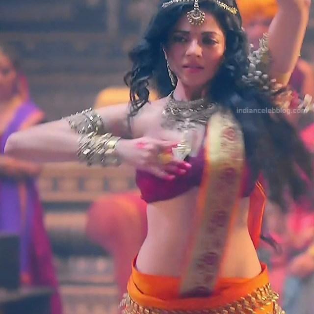 Divyangana Jain_Hindi TV Actress PrithviVS1_13_Hot serial caps