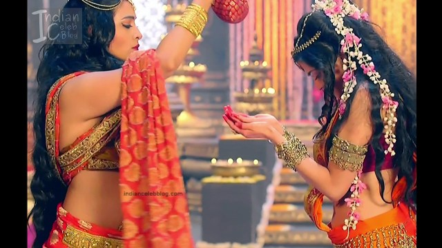 Divyangana Jain_Hindi TV Actress PrithviVS1_19_Hot serial caps