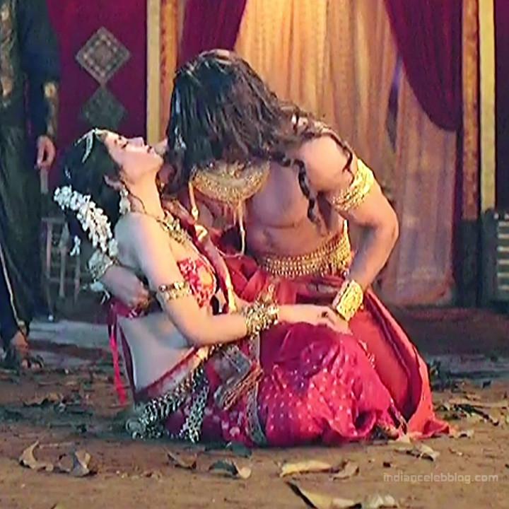 Divyangana Jain_Hindi TV Actress PrithviVS1_7_Hot serial caps