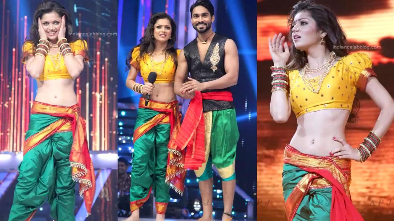 Drashti Dhami_Hindi TV Actress_Reality Dance_1_Hot Pics