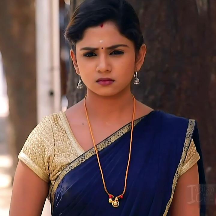Kannada TV Actress Gallery 2_10_Hot saree pics