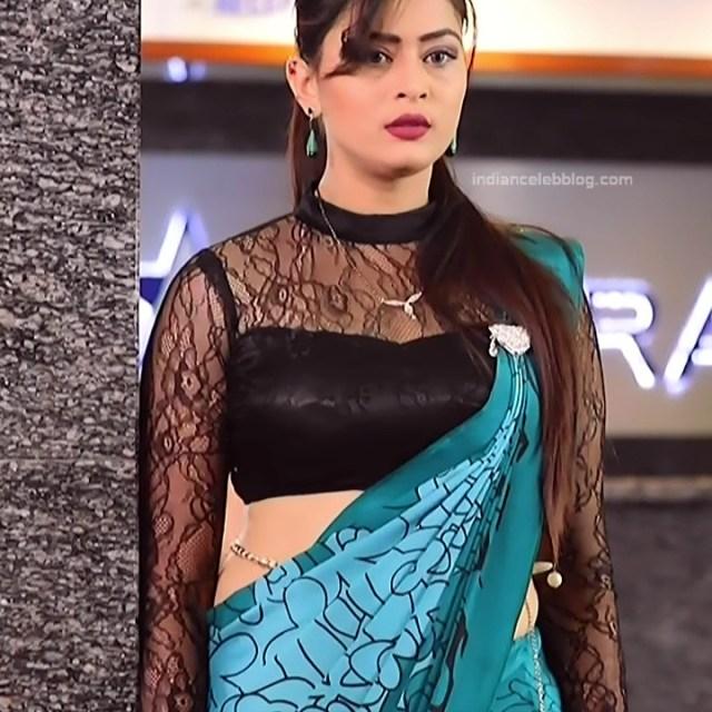 Kannada TV Actress Gallery 2_3_Hot saree pics