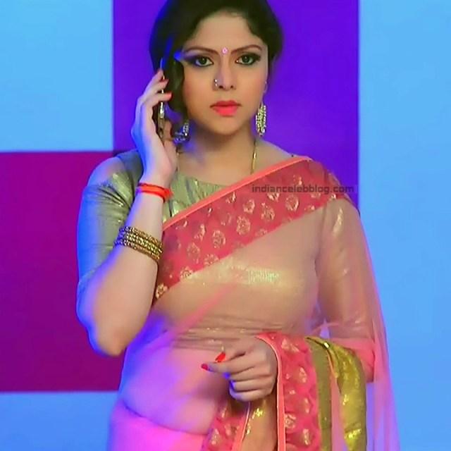 Kannada TV Actress Gallery 2_6_Hot saree pics