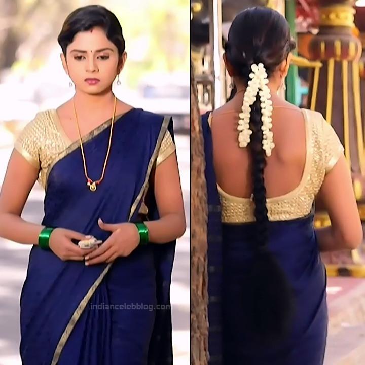 Kannada TV Actress Gallery 2_9_Hot saree pics
