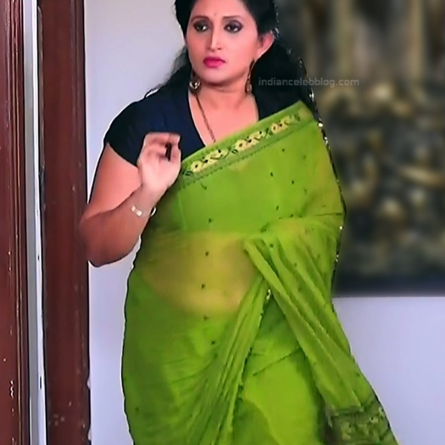 Kannada TV Actress_Comp 1 Mature_14_Hot Saree photos