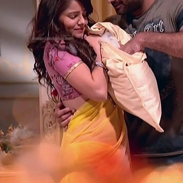 Rubina Dilaik_Hindi TV ShaktiA-S4_17_Hot Sari image