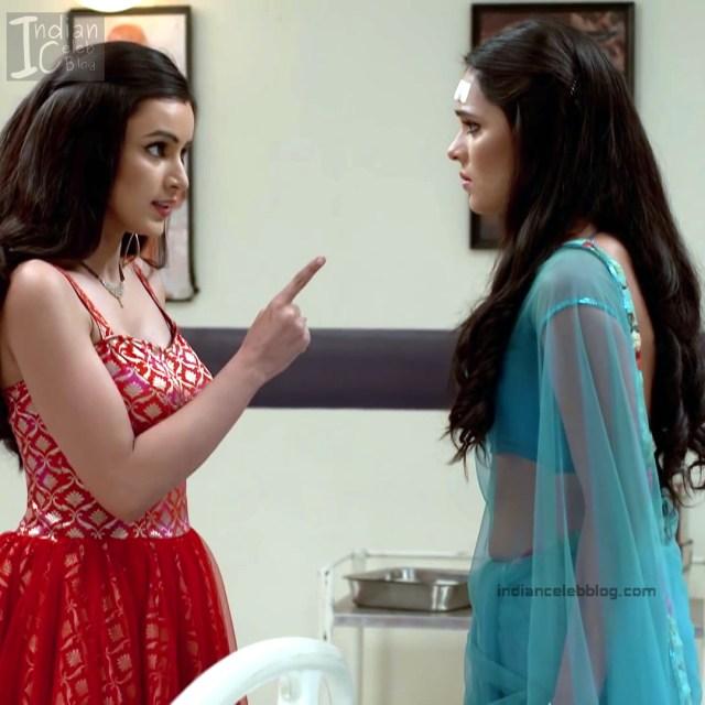 Sonal Vengurlekar_Hindi serial Actress S4_13_Hot saree navel pics
