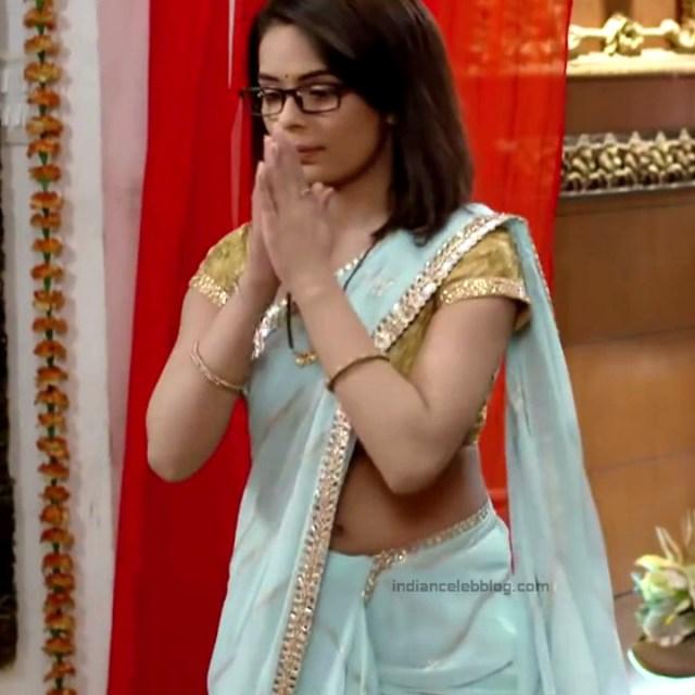 Sonal Vengurlekar_Hindi TV Actress YehVR-S5_2_Hot Saree Images