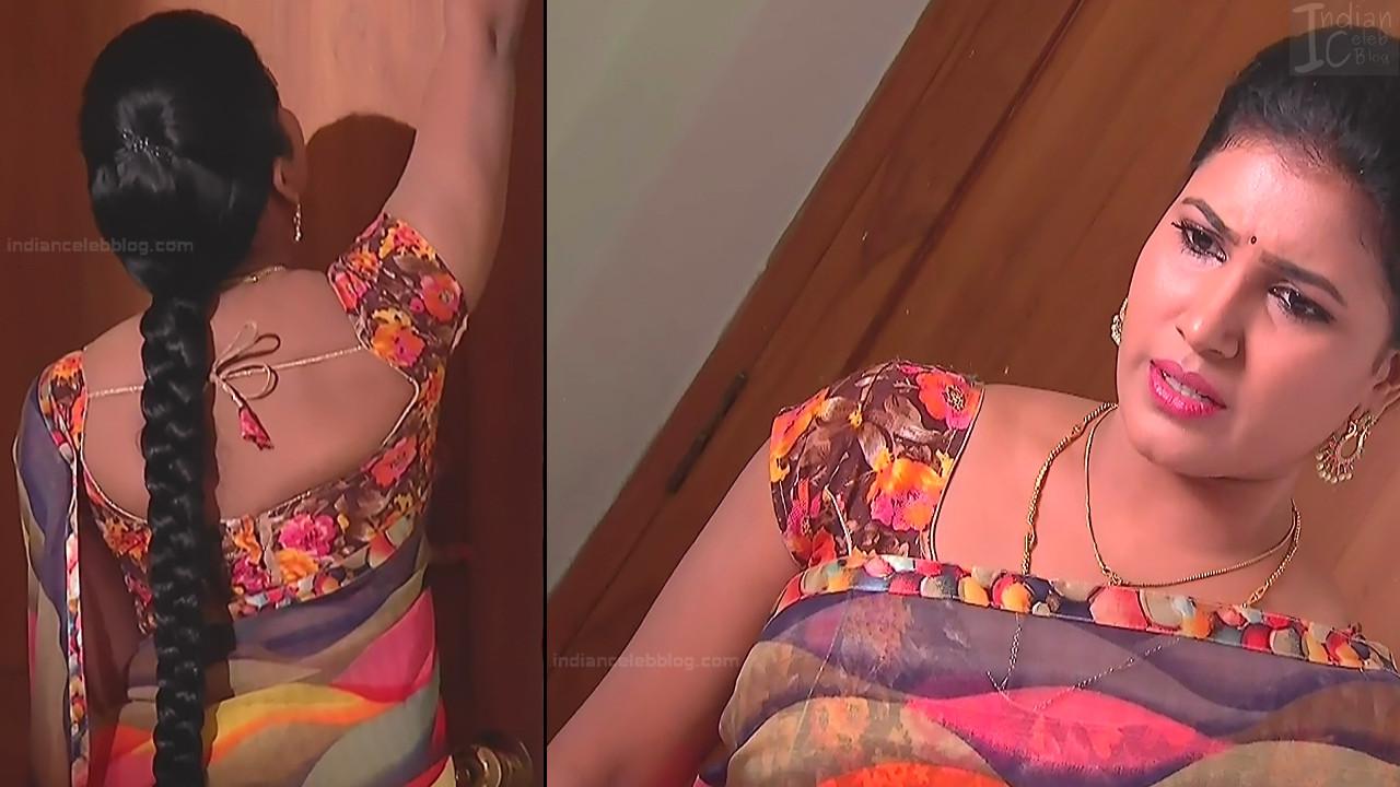 Telugu TV Actress Compilation S1_14_Hot Saree photos