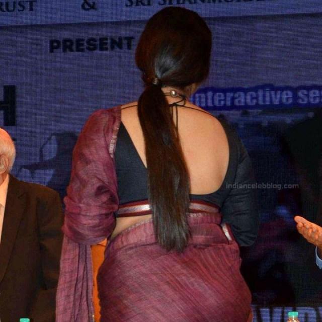 Vidya Balan_Bollywood Actress Event Pics - S1_24_Hot Saree