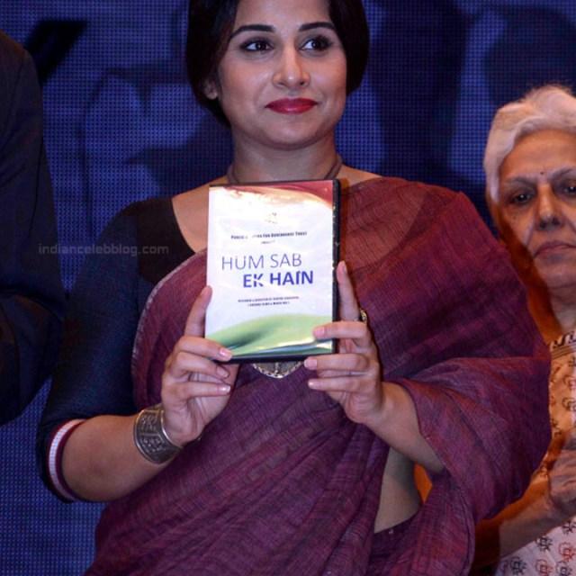 Vidya Balan_Bollywood Actress Event Pics - S1_26_Hot Saree