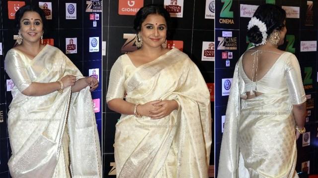 Vidya Balan_Bollywood Actress Event Pics - S1_28_Hot Saree