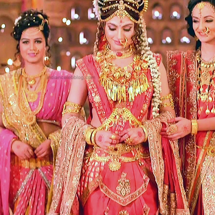 Akansha Puri Hindi TV Actress Vighnaharta GS1 1 Hot Pics