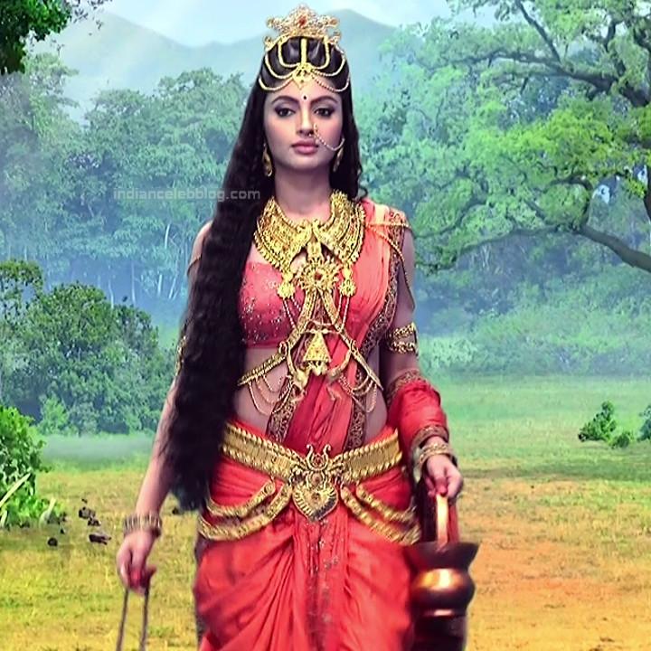 Akansha Puri Hindi TV Actress Vighnaharta GS1 10 Hot Pics