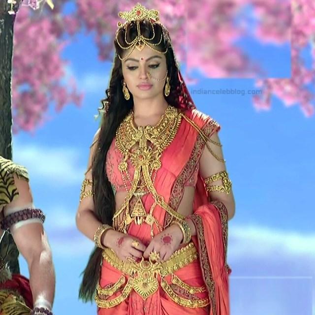 Akansha Puri Hindi TV Actress Vighnaharta GS1 13 Hot Pics