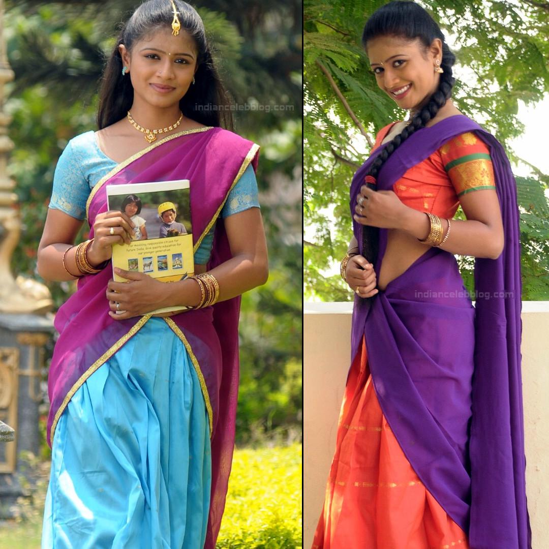 Anusri Telugu TV Actress_Gandikotalo movie stills_67