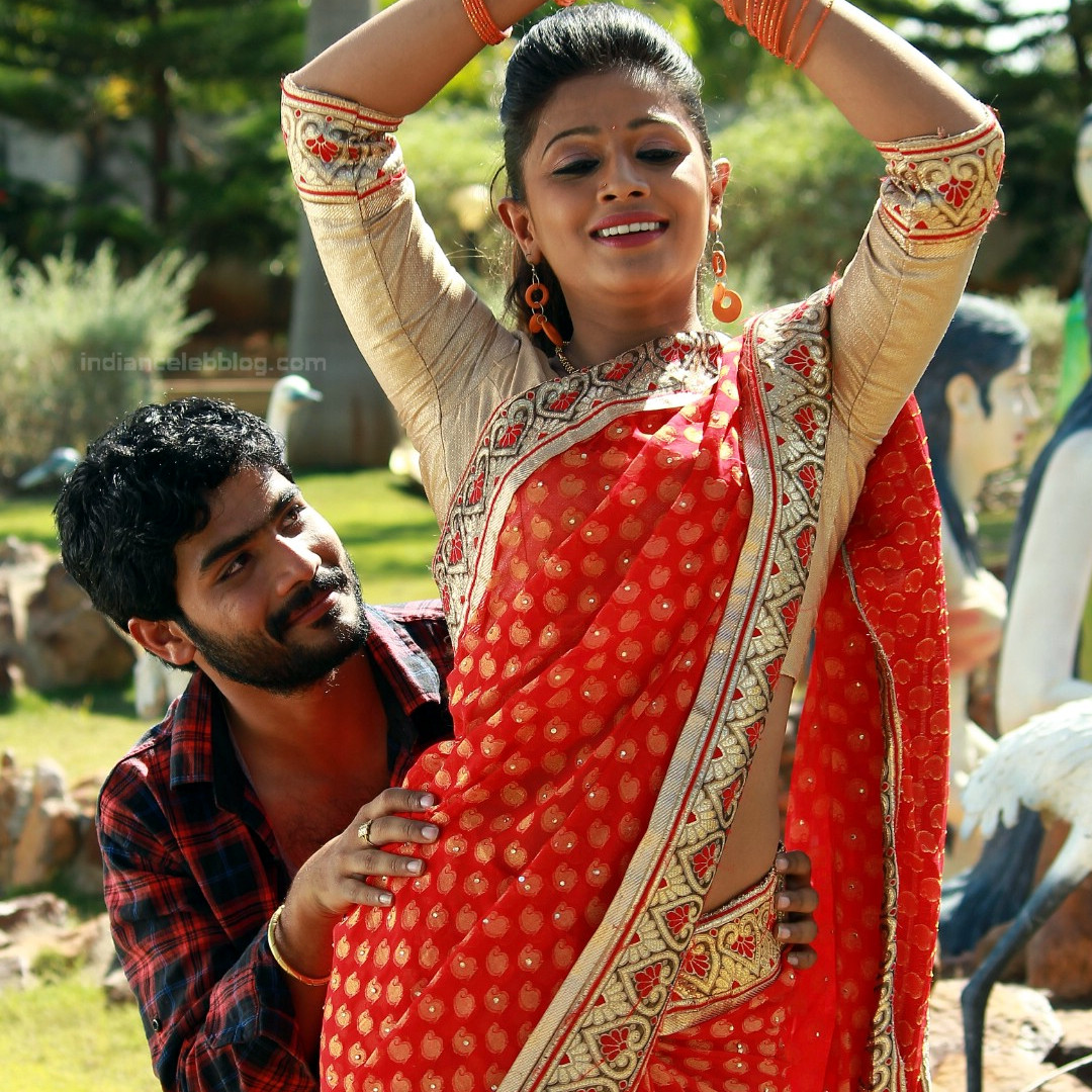 Anusri Telugu TV Actress_Nuvvena Adi Neevena movie stills_43