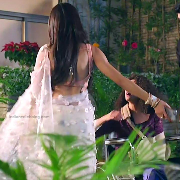 Donal Bisht Hindi Serial Actress EkDTS1 7 Hot Saree Pics