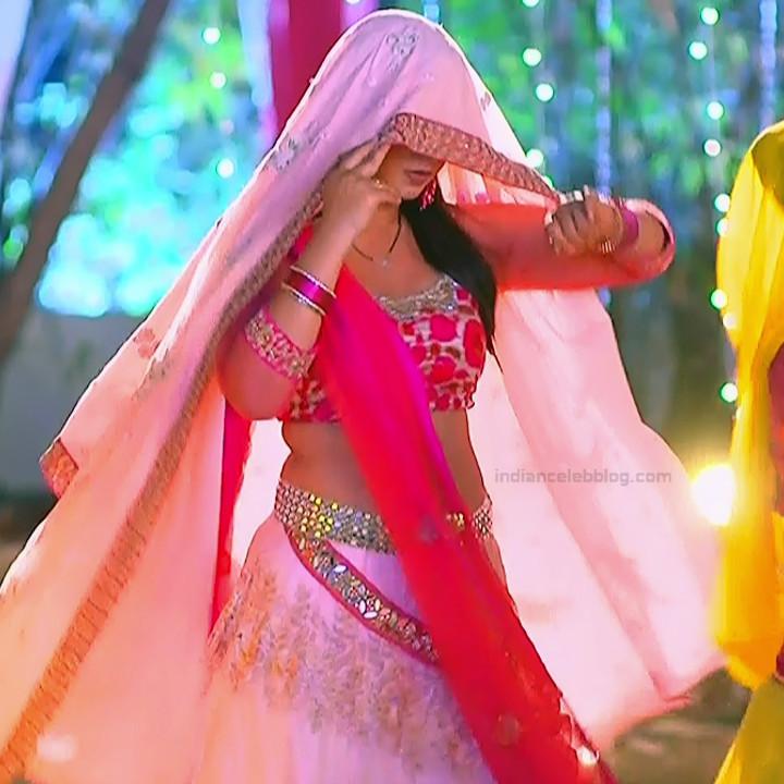 Meera Deosthale Hindi TV actresss Udaan S3 15 hot lehenga pics