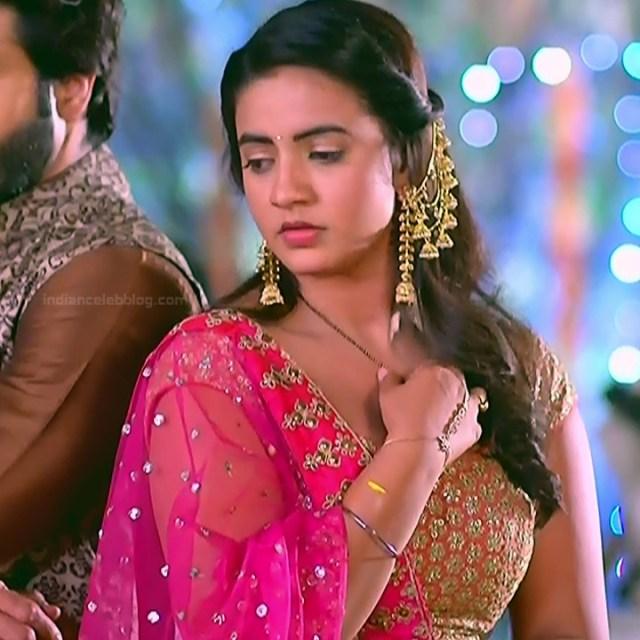 Meera Deosthale Hindi TV actresss Udaan S3 21 hot lehenga pics