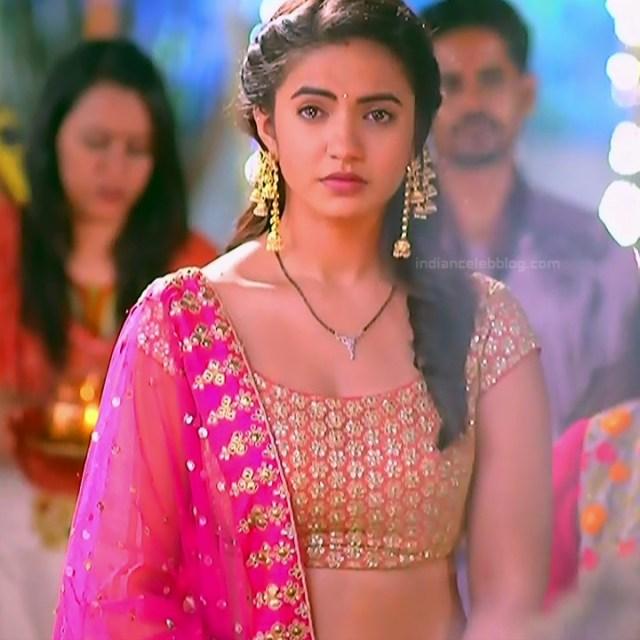 Meera Deosthale Hindi TV actresss Udaan S3 22 hot lehenga pics