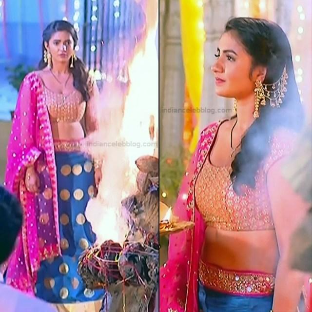 Meera Deosthale Hindi TV actresss Udaan S3 23 hot lehenga pics